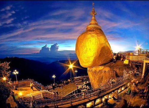 ข้อมูลการท่องเที่ยวประเทศพม่าอย่างมีศีลธรรม