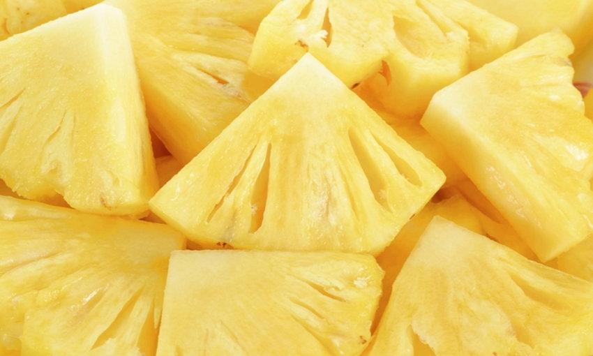 ข้อดีของสับปะรดเพื่อสุขภาพ